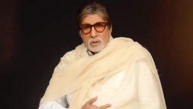 Amitabh Bachchan: সংক্রমণ রুখতে জীবাণুমুক্ত হচ্ছে কলকাতার রাস্তা, ভিডিও দেখে আপ্লুত অমিতাভ কী বললেন?