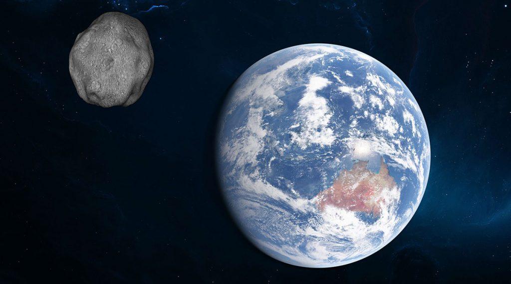 Asteroid Will Fly By The Earth: পৃথিবীর দিকে দ্রুতগতিতে ধেয়ে আসছে প্রকাণ্ড এক গ্রহাণু, আকার জানলে চমকে যাবেন