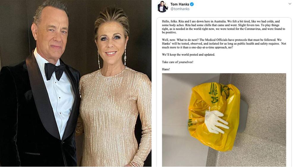 Tom Hanks Test Positive For Coronavirus: করোনার গ্রাসে সস্ত্রীক হলিউড অভিনেতা টম হ্যাংকস, টুইটে জানালেন আক্রান্ত হওয়ার খবর