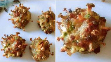 Corona Fries: বিশ্বজুড়ে আতঙ্কের মাঝে জিভে জল আনছে 'করোনা পকোড়া'