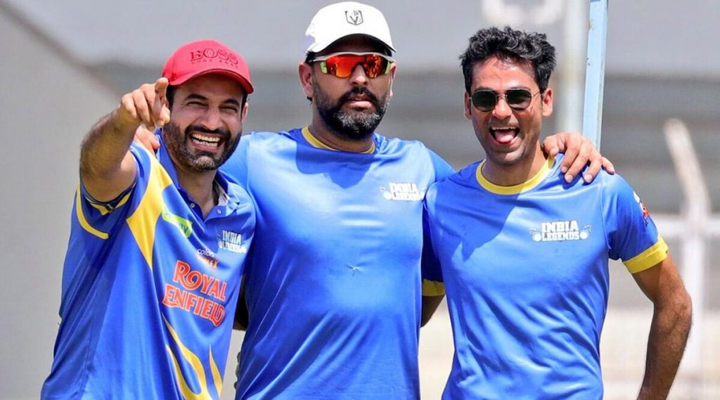 India Legends vs West Indies Legends, Road Safety World Series 2020 Free Live Streaming: ইন্ডিয়া লেজেন্ডস বনাম ওয়েস্ট ইন্ডিজ লেজেন্ডস, জানুন কোথায় কীভাবে দেখবেন রোড সেফটি ওয়ার্ল্ড সিরিজের লাইভ টেলিকাস্ট?