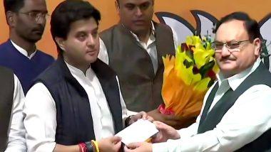 Jyotiraditya Scindia Joins BJP: আনুষ্ঠানিকভাবে বিজেপিতে যোগ দিলেন জ্যোতিরাদিত্য সিন্ধিয়া