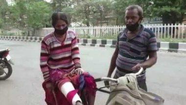 Punjab: লকডাউনে জেরবার, আহত স্ত্রীকে নিয়ে ১২ কি.মি সাইকেল চালিয়ে হাসপাতালে পৌঁছলেন ব্যক্তি