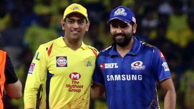 IPL 2020: ওয়াংখেড়েতে চলছে আইপিএলের উদ্বোধনী ম্যাচ, লাইভ আপডেট পেতে চলে যান মুম্বই ইন্ডিয়ান্সের টুইটার পেজে!