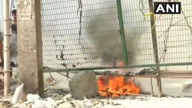 Petrol Bomb Hurled Near Shaheen Bagh: জনতা কার্ফুর মধ্যে শাহিনবাগ বিক্ষোভস্থলে পেট্রোল বোমা নিক্ষেপের অভিযোগ