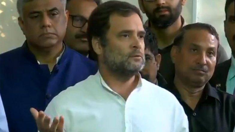 Rahul Gandhi: 'ক্ষমতায় ফেরার দিবাস্বপ্ন দেখা ছেড়ে দিন,' রাহুল গান্ধীকে কটাক্ষ বিজেপি নেতার