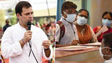 Rahul Gandhi: বিশ্বে সুনামি চলছে, করোনাভাইরাসের জেরে আর্থিক দুর্নীতির সম্মুখীন হবে দেশ
