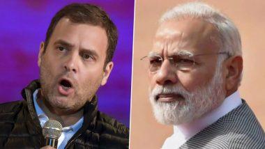 'Narendra Modi Is Actually Surender Modi': গালওয়ান ভ্যালি ইস্যুতে নরেন্দ্র মোদিকে 'সারেন্ডার মোদি' বলে কটাক্ষ রাহুল গান্ধীর