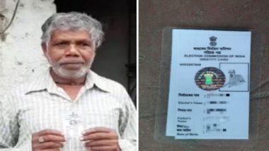 Voter Card Issue: সংশোধিত ভোটার কার্ডে কুকুরের ছবি, তাঁর সম্মান নিয়ে খেলা হয়েছে বললেন মুর্শিদাবাদের বৃদ্ধ