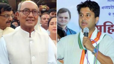 Madhya Pradesh Government Crisis: সোয়াইন ফ্লুতে ভুগছেন, জ্যোতিরাদিত্য সিন্ধিয়া, জানালেন দিগ্বিজয় সিং