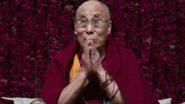Dalai Lama Donates: করোনাভাইরাসকে রুখতে প্রধানমন্ত্রীর প্রশাংসায় পঞ্চমুখ দলাই লামা, পিএম কেয়ার ফান্ডে দিলেন অনুদান
