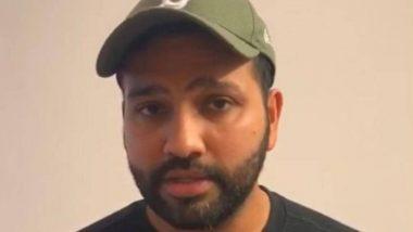 Rohit Sharma: করোনার বিরুদ্ধে লড়াইয়ে ৮০ লক্ষ টাকা দান, টুইটে জানালেন রোহিত শর্মা