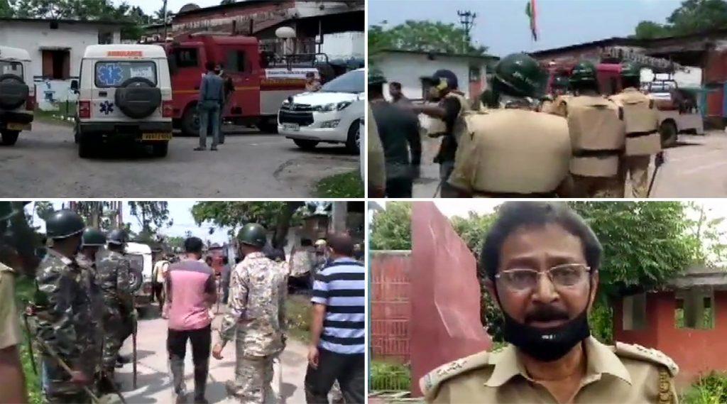 Police-Prisoners Clash at Jalpaiguri Central Jail: পুলিশ-বন্দি সংঘর্ষ, জামিনে মুক্তির দাবি ঘিরে জলপাইগুড়ি সংশোধনাগারে ধুন্ধুমার