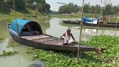 Man Quarantined Himself On River Boat: ভাগ্নির বাড়িতে এসে জ্বর, নৌকায় কোয়ারান্টাইনে বৃদ্ধ!