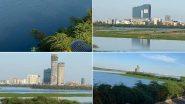 Yamuna River: লকডাউনের কারণে যমুনার জল হয়েছে স্বচ্ছ, নীল