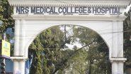 NRS Doctors & Nurses Sent to Quarantine: ৫৫ জন জুনিয়র ডাক্তার, নার্সদের কোয়ারেন্টিনে পাঠালো এনআরএস হাসপাতাল