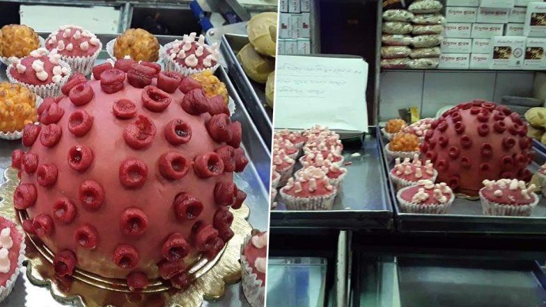 Corona Sweets & Cake: সচেতনতা বাড়াতে মিষ্টিপ্রিয় বাঙালির জন্য প্রস্তুত করোনা সন্দেশ ও কেক