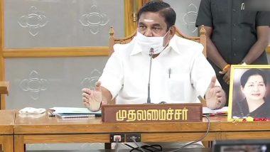 Tamil Nadu: 'COVID-19 ধনীদের রোগ, ওরা বিদেশ থেকে আমদানি করেছে', মন্তব্য তামিলনাড়ুর মুখ্যমন্ত্রীর কে পালানিস্বামীর