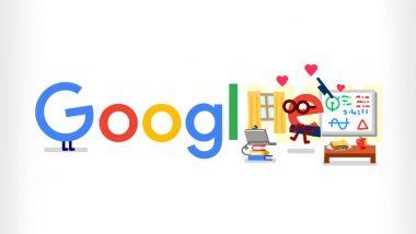 Thank You Coronavirus Helpers Google Doodle Series: করোনাভাইরাস প্রতিরোধে নিয়োজিত সকলকে ধন্যবাদ জানিয়ে গুগলের শুভেচ্ছা