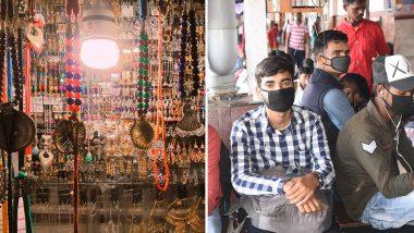 Chaitra Sale 2020: করোনার থাবায় কলকাতার  শপিং 'হটস্পট' জনশূন্য, মাথায় হাত হকারদের