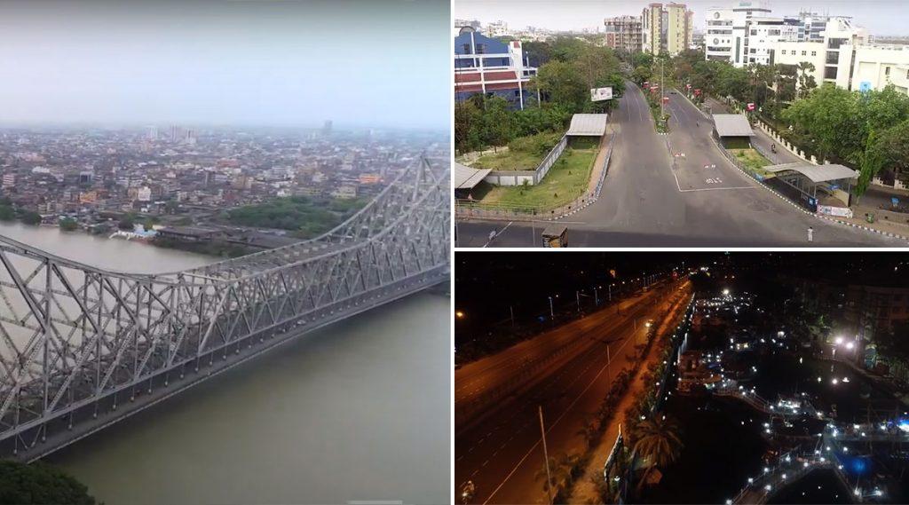 Coronavirus Lockdown: লকডাউনে কেমন আছে তিলোত্তমা কলকাতা, দেখুন ভিডিয়ো
