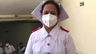 BMC Mayor, Kishori Pednekar: মুম্বইকে বাঁচাতে নার্সের পোশাকে বিএমসি মেয়র কিশোরী পেডনেকর, দেখুন ভিডিও