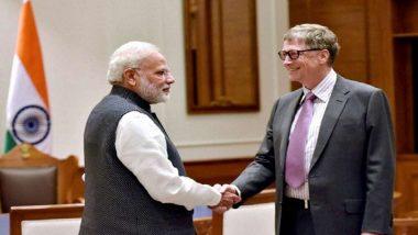 Bill Gates Writes to PM Narendra Modi: ভারতে করোনা সংক্রমণের হার কমানোর জন্য নেতৃত্বের প্রশংসা, নরেন্দ্র মোদিকে চিঠি বিল গেটসের