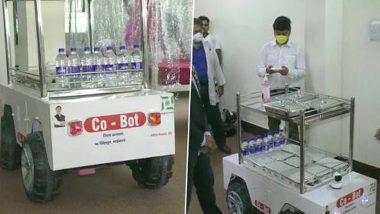 Remote-Controlled Robot: সংক্রমণ রুখতে করোনা রোগীকে খাবার-ওষুধ দেবে 'কো-বট', রিমোট চালিত রোবট তৈরি হল চাইবাসায়