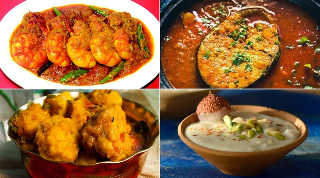 Poila Boishak Traditional Dishes: চিতল মাছের মুইঠ্যা থেকে লিচু-পায়েস, বাঙালির পাতে শুধুই বাঙালিয়ানার ছোঁয়া