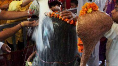 Lord Shiva Idol Drinking Milk?: লকডাউনের বাজারে শিবলিঙ্গ দুধ খাচ্ছে? গুজব রটতেই গ্রেপ্তার ১৩