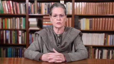 Sonia Gandhi: কংগ্রেসের অন্তর্বর্তী সভানেত্রী থাকছেন সনিয়া গান্ধীই, ৬ মাসের জন্যই দায়িত্ব নিতে পারবেন জানালেন রাহুল গান্ধী
