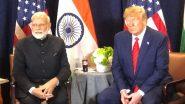 Donald Trump: নরেন্দ্র মোদির কাছে হাইড্রোক্সিলোরোকুইন রপ্তানি করার আর্জি জানালেন মার্কিন প্রেসিডেন্ট ডোনাল্ড ট্রাম্প