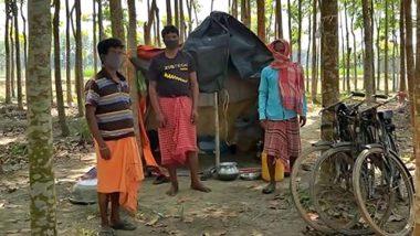 3 Youth Goes Forest Quarantine: জঙ্গলে তাঁবু খাটিয়ে কোয়ারান্টিনে নদিয়ার ৩ যুবক