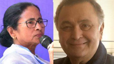 Mamata Banerjee On Rishi Kapoor: কঠিন রোগের সঙ্গে হাসিমুখে লড়েছেন,  ঋষি কাপুরের জীবনাবসানে টুইটারে শোক জ্ঞাপন মমতার