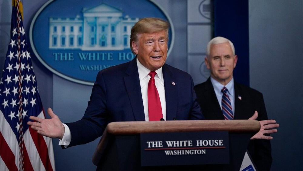 US Election 2020: রিপাবলিকান পার্টির প্রেসিডেন্ট পদপ্রার্থীর মনোনয়ন গ্রহণ ডোনাল্ড ট্রাম্পের