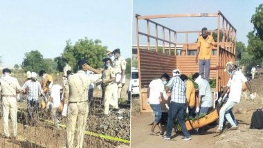 Aurangabad Train Accident: ক্লান্ত হয়ে রেললাইনের ওপরেই ঘুম, ১৪ জন পরিযায়ী শ্রমিকের ওপর দিয়ে চলে গেল মালগাড়ি, মৃত সকলেই
