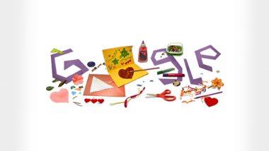Mother's Day 2020 Google Doodle: মাদার্স ডের শুভেচ্ছা জানাতে গুগল ডুডলের অভিনব উদ্যোগ, লকডাউনে বাড়িতেই বানিয়ে উপহার দিন ক্র্যাফটিং করা ডিজিটাল কার্ড