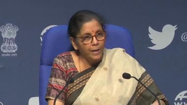 Nirmala Sitharaman in 4th Trance of Economic Package: বিদেশি বিনিয়োগে ৭৪% ছাড়পত্র, অস্ত্র তৈরি হবে দেশেই, তবে বেসরকারিকরণ নয়; কেন্দ্রীয় অর্থমন্ত্রকের চতুর্থ দফার আর্থিক প্যাকেজ জানুন বিস্তারিত