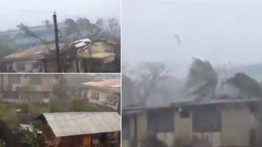 Cyclone Amphan: আম্ফান ঘূর্ণিঝড়ের তাণ্ডবে লণ্ডভণ্ড দিঘা