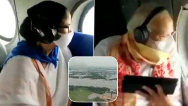 Modi Conducts Aerial Survey In Cyclone Affected Areas: আকাশপথে আম্ফান ঘূর্ণিঝড় বিধ্বস্ত এলাকা পরিদর্শন নরেন্দ্র মোদির, দেখুন ভিডিয়ো