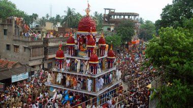 ISCON Kolkata Rath Yatra 2020: মাহেশের পর এবার বন্ধ কলকাতায় ইসকনের রথযাত্রা
