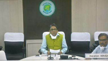 Alapan Banerjee: রাজ্য প্রশাসনে বড়সড় রদবদলে আগামী মুখ্য সচিব আলাপন ব্যানার্জি, টুইটারে ঘোষণা মমতার
