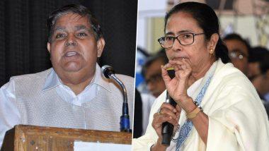 Mamata Slams Governor Dhankhar: আমরা কি ওনার চাকর-বাকর? রাজ্যপালকে পালটা তোপ মুখ্যমন্ত্রী মমতা ব্যানার্জির