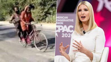 Ivanka Trump Praises Jyoti Kumari: আহত বাবাকে নিয়ে সাইকেলে ১২০০ কিলোমিটার, ১৫ বছরের জ্যোতি কুমারীর কথা টুইট করলেন ইভাঙ্কা ট্রাম্প
