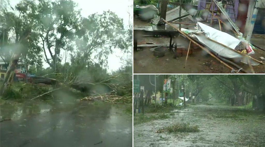 Cyclone Amphan: ঝড়ের গতিবেগ ক্রমশ বাড়ছে, মুখ্যমন্ত্রী মমতা ব্যানার্জির নির্দেশে বন্ধ বিদ্যুৎ পরিষেবা