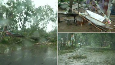 CM Mamata Banerjee On Cyclone Amphan: 'আম্ফান ঘূর্ণিঝড়ের তীব্রতা আয়লার থেকে অনেক বেশি, করোনার থেকেও ভয়াবহ', মমতা ব্যানার্জি