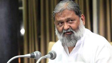 Anil Vij Health Update: হাসপাতাল থেকে বাড়ি ফিরলেন হরিয়ানার স্বাস্থ্যমন্ত্রী অনিল ভিজ, থাকবেন অক্সিজেন সাপোর্টে