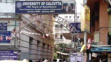 Calcutta University Final Year Exam Rule: UGC-র নির্দেশে আড়াই ঘণ্টায় নিতে হবে পরীক্ষা, কলেজের অধ্যক্ষদের নির্দেশ কলকাতা বিশ্ববিদ্যালয়