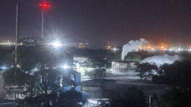Vizag Gas Tragedy: রাতে ফের বিশাখাপত্তনমের এলজি-র কারখানা থেকে গ্যাস লিকের খবর, প্রাণ বাঁচাতে ফাঁকা করা হল ২-৩ কিলোমিটারের মধ্যের গ্রাম