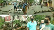 Cyclone Amphan: বিদ্যুৎ-জল পরিষেবা বিচ্ছিন্ন, 'প্রশাসনের বক্তব্য ডাহা মিথ্যে', অভিযোগ দক্ষিণ কলকাতাবাসীর